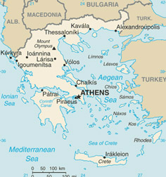 private investigation in Greece